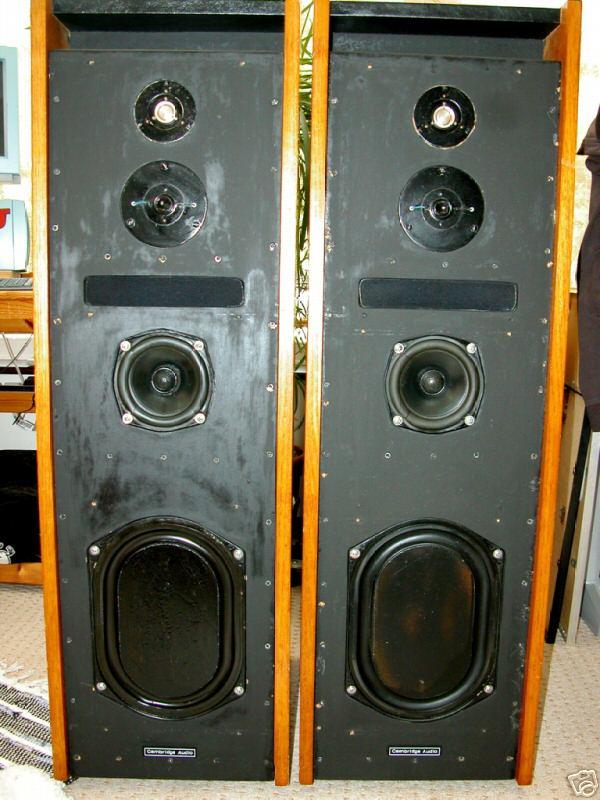 History Claer Transmission Line Speaker Design