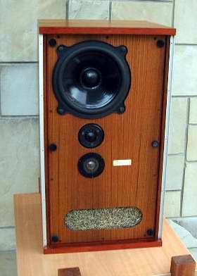 History - Claer - Transmission Line Speaker Design