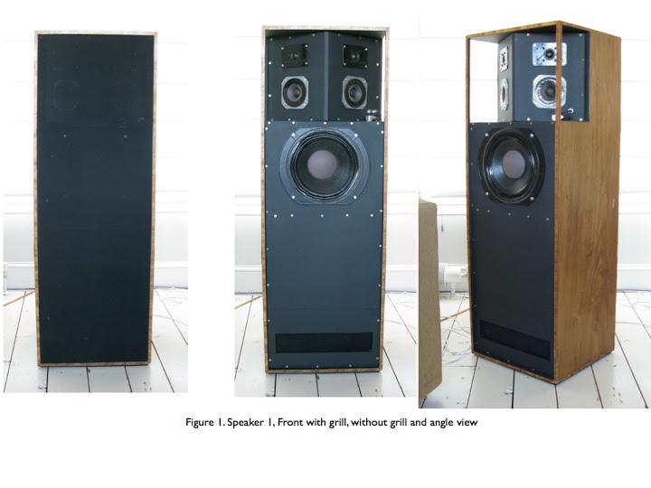 History - Claer - Transmission Line Speaker Design